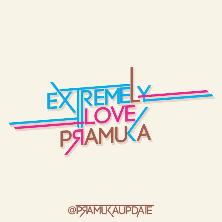 Extremely Love Pramuka