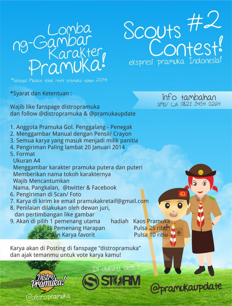 Scout Contest #2