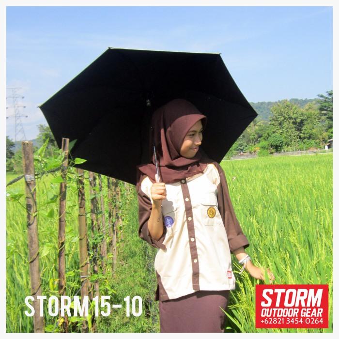 Baju Lapangan Pramuka Storm 15-10 panjang